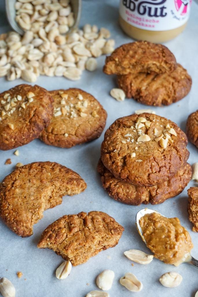 Pindakaas koeken - peanutbutter cookies